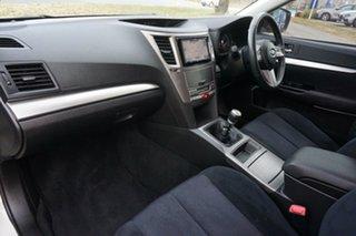 2012 Subaru Outback B5A MY12 2.5i AWD White 6 Speed Manual Wagon