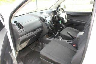 2013 Isuzu D-MAX MY12 SX 4x2 White 5 Speed Manual Cab Chassis