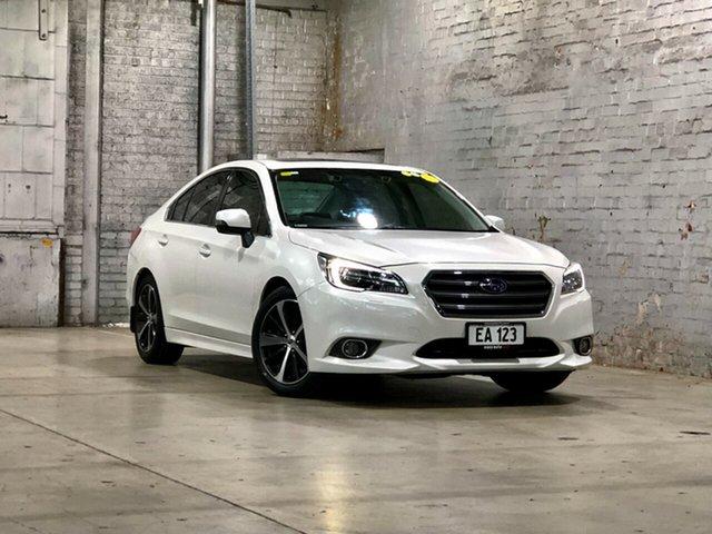 Used Subaru Liberty B6 MY15 2.5i CVT AWD Premium Mile End South, 2015 Subaru Liberty B6 MY15 2.5i CVT AWD Premium White/leatrher 6 Speed Constant Variable Sedan
