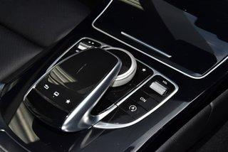 2014 Mercedes-Benz C-Class W204 MY14 C200 7G-Tronic + Elegance Black 7 Speed Sports Automatic Sedan