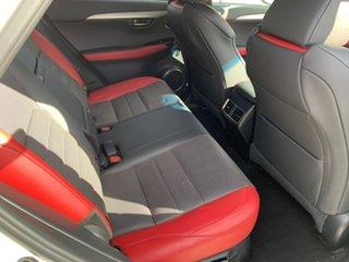 2019 Lexus NX AGZ10R NX300 2WD F Sport White 6 Speed Sports Automatic Wagon