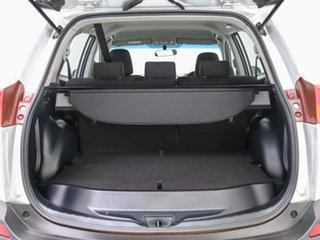 2014 Toyota RAV4 ALA49R GX (4x4) Silver 6 Speed Automatic Wagon