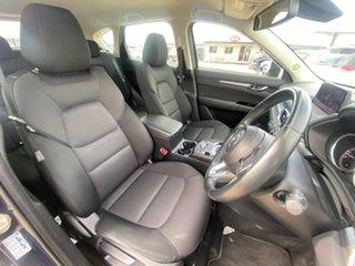 2018 Mazda CX-5 KF2W7A Maxx SKYACTIV-Drive FWD Sport Blue 6 Speed Sports Automatic Wagon