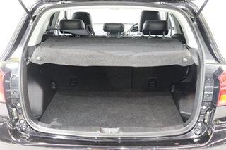 2016 Mitsubishi ASX XB MY15.5 XLS 2WD Black/Grey 6 Speed Constant Variable Wagon