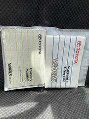 2006 Toyota Yaris NCP93R YRS Silver 5 Speed Manual Sedan