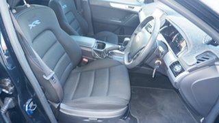 2014 Ford Falcon FG MkII XR6 Turbo Black 6 Speed Sports Automatic Sedan