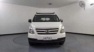 2017 Hyundai iLOAD TQ Series II (TQ3) MY1 3S Liftback White 5 Speed Automatic Van