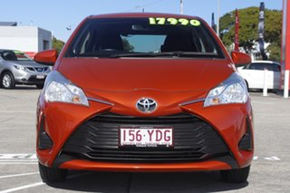 2017 Toyota Yaris NCP130R Ascent Inferno 5 Speed Manual Hatchback