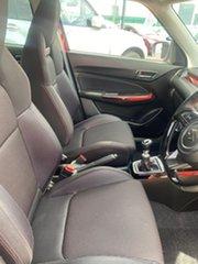 2018 Suzuki Swift MY18 Sport Red 6 Speed Manual Hatchback