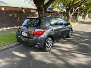 2009 Toyota Corolla ZRE152R Ascent Graphite 6 Speed Manual Hatchback
