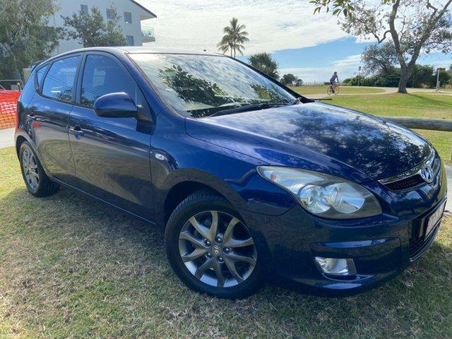 Used Hyundai i30 FD MY11 Trophy Tugun, 2012 Hyundai i30 FD MY11 Trophy Blue 4 Speed Automatic Hatchback