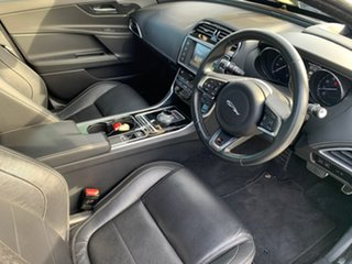 2016 Jaguar XE X760 MY17 S Black 8 Speed Sports Automatic Sedan