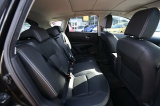 2013 Nissan Dualis J10 MY13 TI-L (4x4) Black 6 Speed CVT Auto Sequential Wagon