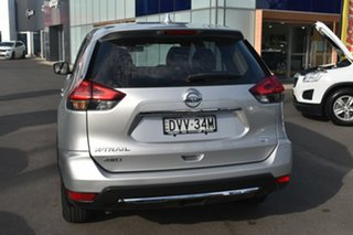 2017 Nissan X-Trail T32 ST X-tronic 4WD Brilliant Silver 7 Speed Constant Variable Wagon