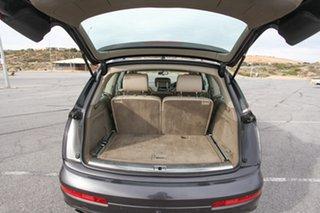 2007 Audi Q7 TDI Quattro Grey 6 Speed Sports Automatic Wagon