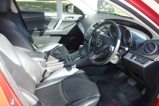 2010 Mazda 3 BL10L1 SP25 Activematic Red 5 Speed Sports Automatic Hatchback