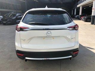 2021 Mazda CX-9 TC GT SP SKYACTIV-Drive i-ACTIV AWD Snowflake White 6 Speed Sports Automatic Wagon