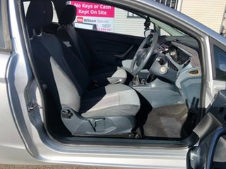 2008 Ford Fiesta WS CL Silver 5 Speed Manual Hatchback.