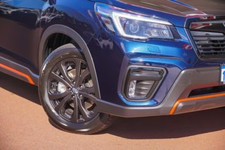 2021 Subaru Forester S5 2.5i Sport Blue Constant Variable SUV