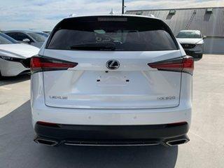 2019 Lexus NX AGZ10R NX300 2WD F Sport White 6 Speed Sports Automatic Wagon.
