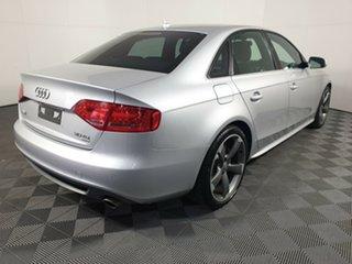 2011 Audi A4 B8 8K MY12 S Tronic Quattro Silver 7 Speed Sports Automatic Dual Clutch Sedan