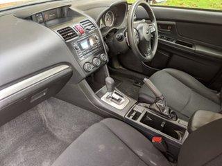 2013 Subaru XV G4X MY13 2.0i Lineartronic AWD Orange 6 Speed Constant Variable Wagon
