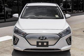 2021 Hyundai Ioniq AE.V4 MY21 electric Elite White 1 Speed Reduction Gear Fastback.