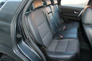 2008 Ford Territory SY SR (RWD) Grey 4 Speed Auto Seq Sportshift Wagon