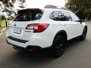 2020 Subaru Outback B6A MY20 2.5i-X CVT AWD White 7 Speed Constant Variable Wagon.