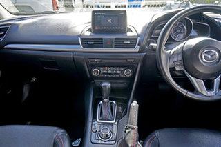 2016 Mazda 3 BM5238 SP25 SKYACTIV-Drive GT Grey 6 Speed Sports Automatic Sedan