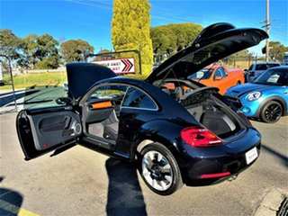 2013 Volkswagen Beetle 1L MY13 Fender Edition Coupe DSG Black 7 Speed Sports Automatic Dual Clutch