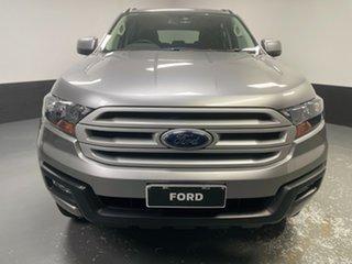 2017 Ford Everest UA 2018.00MY Ambiente Aluminium 6 Speed Sports Automatic SUV.