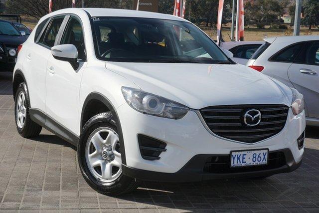 Used Mazda CX-5 KE1072 Maxx SKYACTIV-Drive Sport Phillip, 2015 Mazda CX-5 KE1072 Maxx SKYACTIV-Drive Sport White 6 Speed Sports Automatic Wagon