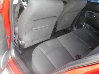 2015 Holden Cruze JH Series II MY15 Equipe Orange 5 Speed Manual Sedan