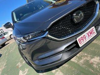 2017 Mazda CX-5 KE1032 Akera SKYACTIV-Drive i-ACTIV AWD 6 Speed Sports Automatic Wagon.