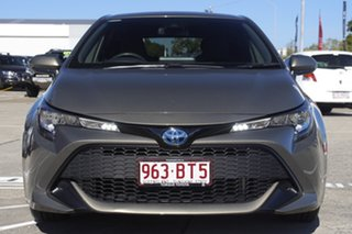 2018 Toyota Corolla ZWE211R Ascent Sport E-CVT Hybrid Oxide Bronze 10 Speed Constant Variable