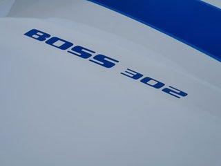 2007 Ford Performance Vehicles GT BF Mk II Cobra White 6 Speed Manual Sedan.