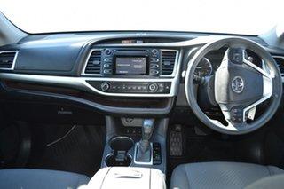 2014 Toyota Kluger GSU55R GX (4x4) Cosmos Blue 6 Speed Automatic Wagon
