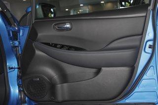 2020 Nissan Leaf ZE1 e+ Vivid Blue 1 Speed Reduction Gear Hatchback