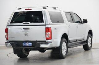 2012 Holden Colorado RG MY13 LTZ Crew Cab Silver 6 Speed Sports Automatic Utility