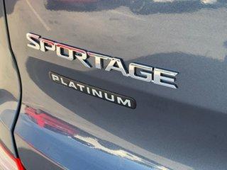 2012 Kia Sportage SL MY12 Platinum Blue 6 Speed Sports Automatic Wagon