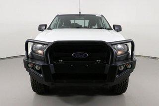 2016 Ford Ranger PX MkII MY17 XL 3.2 Plus (4x4) White 6 Speed Automatic Crew Cab Utility.