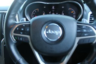 2013 Jeep Grand Cherokee WK MY13 Limited (4x4) Green 5 Speed Automatic Wagon