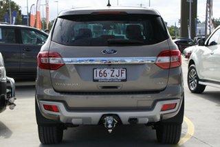 2019 Ford Everest UA II 2019.00MY Titanium Bronze 10 Speed Sports Automatic SUV.