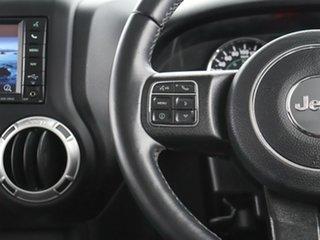 2017 Jeep Wrangler JK MY17 Overland (4x4) Black 5 Speed Automatic Hardtop