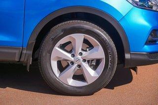 2020 Nissan Qashqai J11 Series 3 MY20 ST X-tronic Blue 1 Speed Constant Variable Wagon