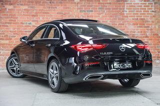 2019 Mercedes-Benz CLA-Class C118 809MY CLA200 D-CT Cosmos Black 7 Speed.