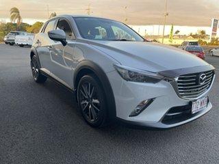 2016 Mazda CX-3 DK2W7A sTouring SKYACTIV-Drive 6 Speed Sports Automatic Wagon