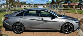 2020 Hyundai i30 CN7.V1 MY21 N Line D-CT Fluid Metal 7 Speed Sports Automatic Dual Clutch Sedan