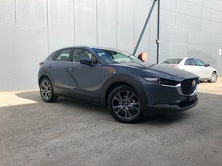 2021 Mazda CX-30 DM2WLA G25 SKYACTIV-Drive Astina Polymetal Grey 6 Speed Sports Automatic Wagon.